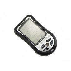 8 prietaisai viename - skaitmeninis altimetras, kompasas, barometras, termometras ir kt.