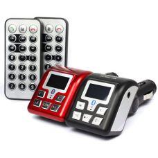 Automobilinė laisvų rankų įranga ir FM moduliatorius