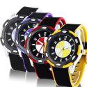 Madingas rankinis laikrodis 4 spalvų