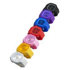 Gražūs įvairių spalvų rankiniai laikrodžiai